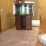 Перевозка аквариума