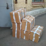Переезд склада Скоростной флот
