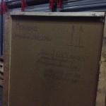 Упаковка и перевозка дорогих витрин